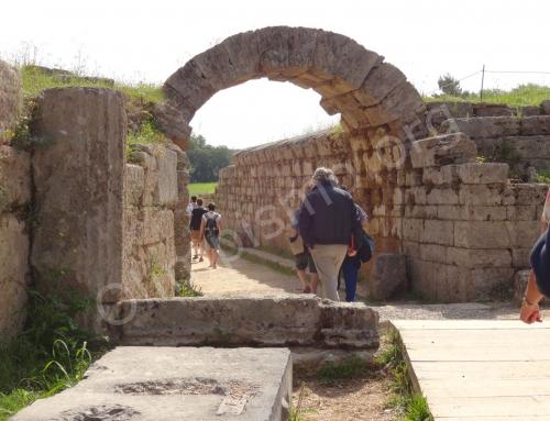 El Santuario de Olimpia